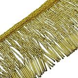 Gold Wulstige Franse Dekorative Polsterung Band Vorhang Bastelbedarf Von 1 Yard
