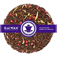 "N° 1391: Thé rooibos""Miel turc"" - feuilles de thé - 100 g - GAIWAN GERMANY - rooibos, nougatine, poivre rouge, orange"