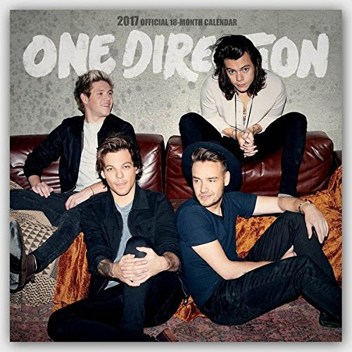 One Direction 2017 Square Global (Multilingual Edition) by BrownTrout(2016-07-30)
