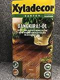 Xyladecor Bangkirai-Öl Bangkiraiöl 10 Liter Holzschutz Terrassenöl