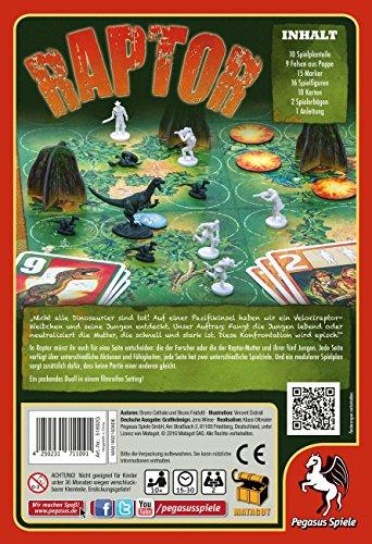 Pegasus-Spiele-51892G-Raptor-deutsche-Ausgabe