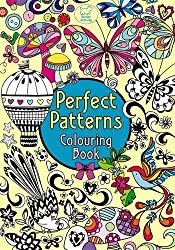Perfect Patterns Colouring Book (Pretty Patterns)