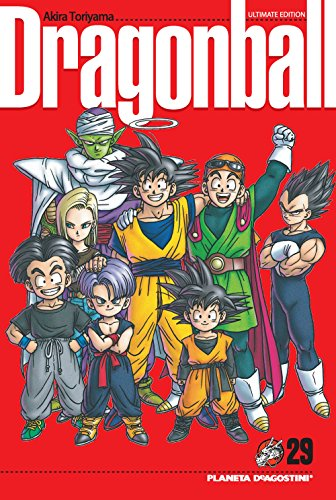 Dragon Ball nº 29/34 (Manga Shonen) por Akira Toriyama