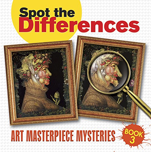 Spot the Differences: Art Masterpiece Mysteries Book 3 (Dover Children's Activity Books) por Dover