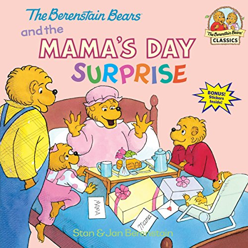 Bbears & The Mama's Day Surpri (First Time Books)