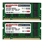 Komputerbay 4GB 2X2 800 SODIMM...