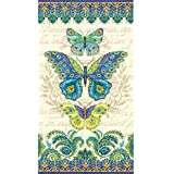 Dimensions Counted Cross Stitch Kit, Peacock Butterflies