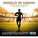 World In Union: Rugby World Cup 2015, The Official Album