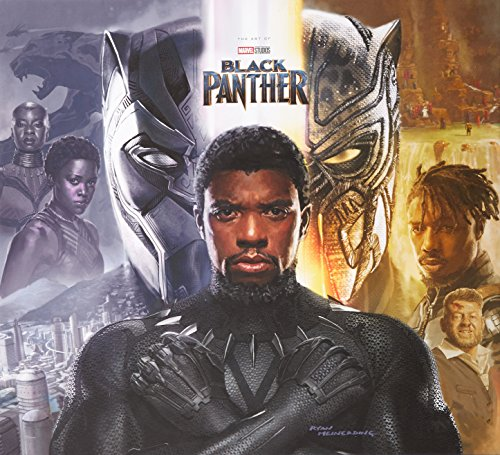 Marvel's Black Panther: The Art of the Movie (Der Film Panther)