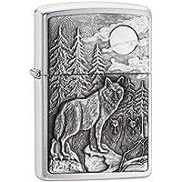 Zippo Emblem Lighter