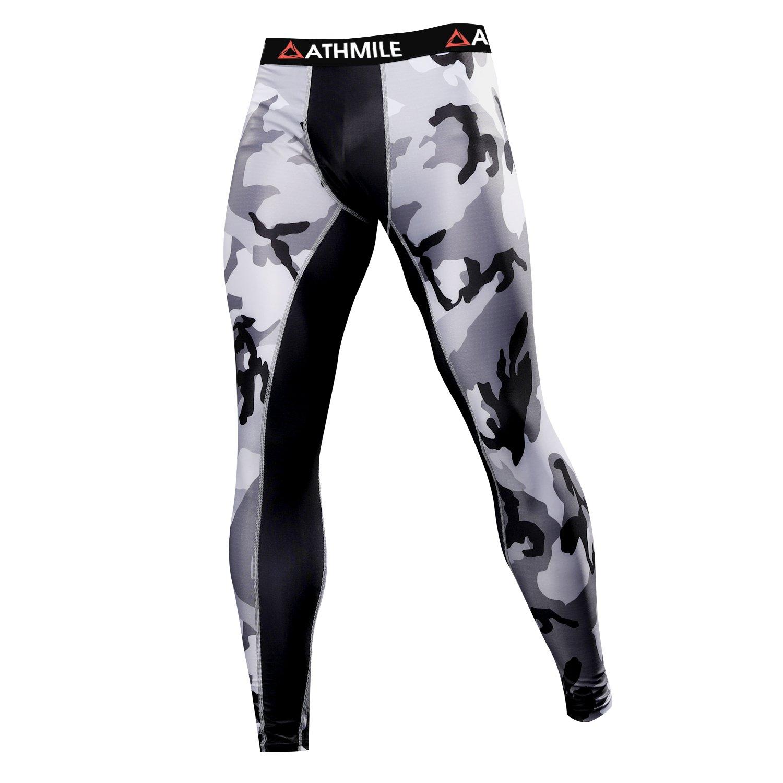 Men Compression Pants Tight Running Sweat Pants Fitness Board Marathon Quick Dry