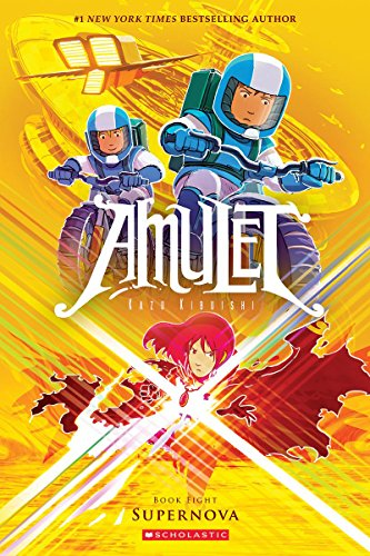 Pdf download supernova amulet 8 by kazu kibuishi full pages amulet is a graphic novel series illustrated and written by kazu kibuishi and published by scholastic it follows the adventures of emily a young girl who fandeluxe Gallery