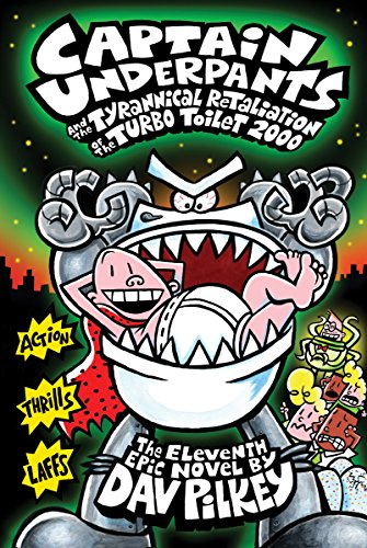 Captain Underpants and the Tyrannical Retaliation