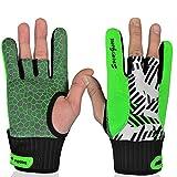 guantes antideslizantes BOODUN / Burton Bowling silicona pulgar , green , m