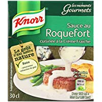 Knorr Sauce au Roquefort Les Moments Gourmets 4 Parties 30 cl