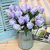 HUAYIFANG Hochzeit Requisiten Home Decor Flower Schwingen In Der Hochzeit Fotografie Requisiten Blume Rosa