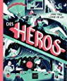 Des héros ordinaires aux métiers extraordinaires par Marx