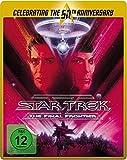STAR TREK 05: AM RANDE DES UNIVERSUMS (Blu-ray Disc, Steelbook) Limited Edition