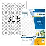 Herma 4385 Movables Etiketten rund