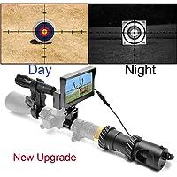 JASHKE Vision Nocturne numérique de pistolet à air. Utilisé pour la chasse. Équipé d'une caméra HD et d'un écran…
