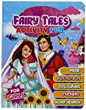 Fairy Tales Activity Fun for Girls