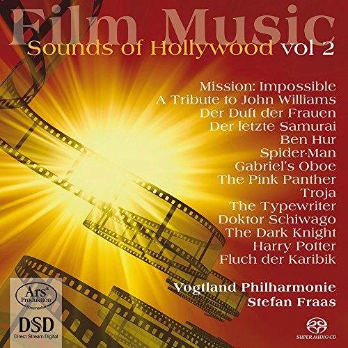 Film Music - Sounds of Hollywood Vol.2