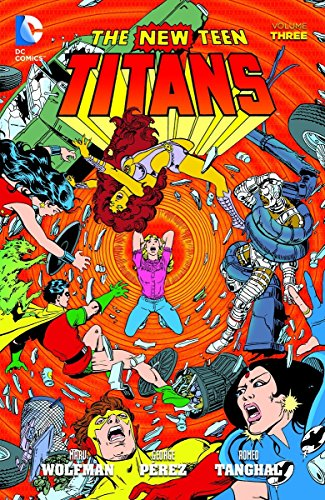 New Teen Titans Volume 3 TP