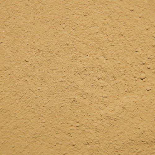 5 kg Lehmpulver , Naturlehm , Bodengrund , Lehm gelb
