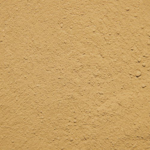 Terra Exotica 5 kg Lehmpulver, Naturlehm, Bodengrund, Lehm gelb