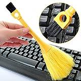 Bluelover Multifunktions Mini Tastatur Fahrzeug Antistatische Staubpinsel Desktop Kehrmaschine Reinigung Hause Abstauben Pinsel