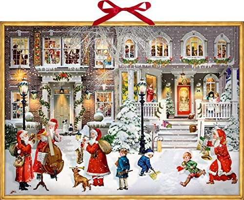 Sound-Adventskalender - Having a wonderful Christmas Time: Mit 24 beschwingten Weihnachtssongs