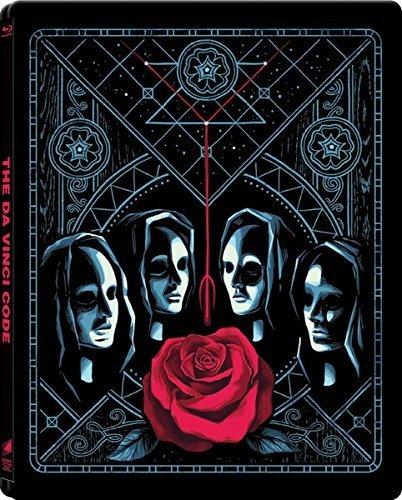 The Da Vinci Code - Limited Edition Steelbook Blu-ray