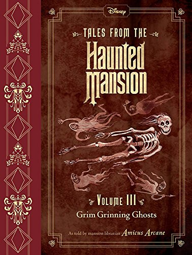 Tales From The Haunted Mansion, Volume Iii (Tale from/Haunted Mansion III) por John Esposito