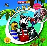 Zigby das Zebra - Hörspiel-CD 1 (Ein Hörbuch für Kinder ab 3 Jahren) [Audio-CD - 53 min. / Audiobook]