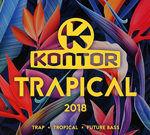 VA - Kontor Trapical 2018 - 3CD - FLAC - 2017 - VOLDiES Download