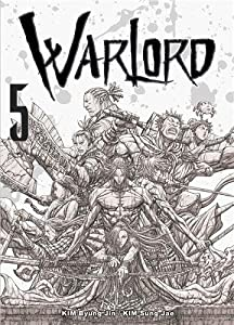Warlord Edition simple Tome 5