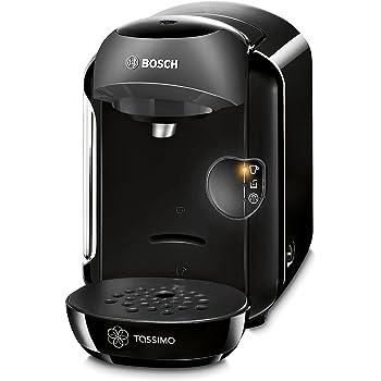 Bosch Tassimo TAS1252 - Cafetera automática de cápsulas, 1300 W, capacidad de 0,7 l, color negro