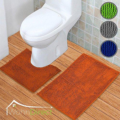 Designer Badematten designer badematten 2er spar set badematte 45 x 45 cm und