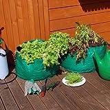 Garden - 2 Pack Salad Grow Bags