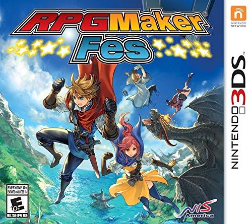 RPG Maker Fes - Nintendo 3DS (Rpg-maker Spiel)