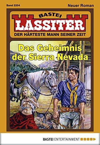 Lassiter - Folge 2204: Das Geheimnis der Sierra - Sierra Entertainment