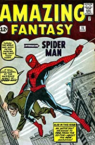 Semic Distribution Mss013G Amazing Fantasy 15 - Placas metálicas Decorativas de Marvel (Serie 2)