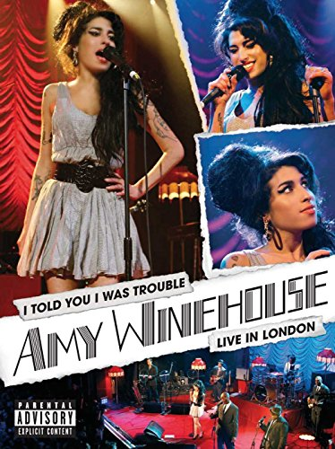 Amy Winehouse - I Told You I Was Trouble/Live in London [Blu-ray]
