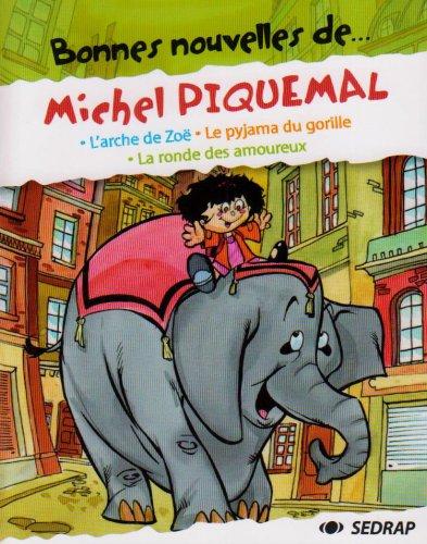 Bonnes Nouvelles de...Michel Piquemal CP/CE1 (Le recueil de nouvelles)