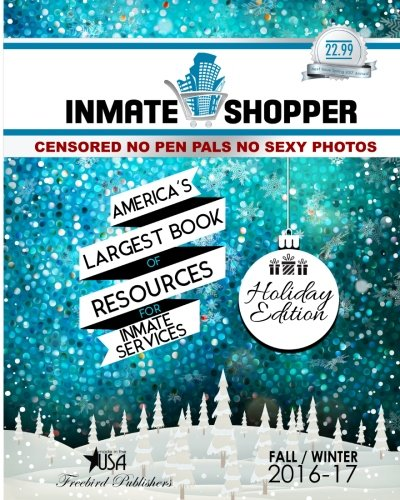 Inmate Shopper Fall/Winter 2016-17 Holiday - Censored (17 Shopper)