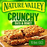 Nature Valley Crunchy Granola Oats & Honey Cereal Bars 5x42g