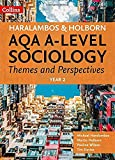 Haralambos and Holborn – AQA A-level Sociology Themes and Perspectives: Year 2
