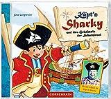 CD: Käpt'n Sharky und das Geheimnis der Schatzinsel