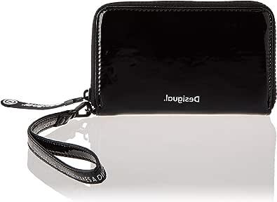 Desigual Accessories Pu Medium Wallet, Donna, Rosso, U