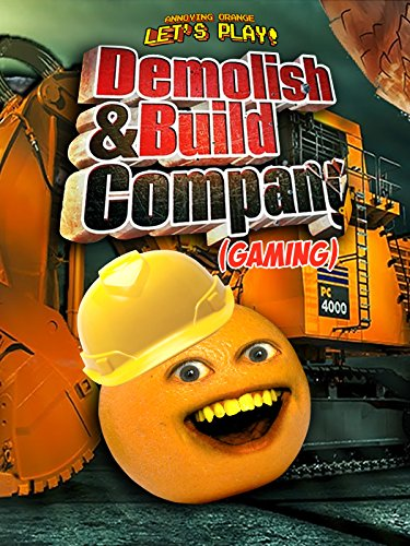 Clip: Annoying Orange Let's Play - Demolish and Build Company (Gaming) [OV] (Sledgehammer Games)